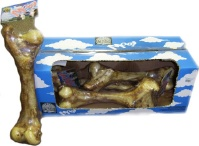Free Range Dog Chews Meaty Natural Mammoth Bone