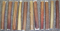 Free Range Dog Chews Select Bully Stick 6 inch each