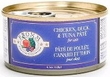 Fromm Chicken Duck Tuna Pate Cat Food case 12 / 4.5 oz cans
