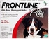 Frontline Plus Flea and Tick for Dogs 89-132lbs RED - 3 Month Supply