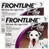 Frontline Plus Flea & Tick For Dogs 45-88 lbs, PURPLE 3 Month Supply