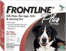 Frontline Plus for Dogs 89-132lbs 3 Month Supply RED