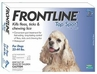 Frontline Top Spot for Dogs 23-44 lbs 3 Month Supply BLUE