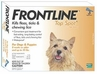 Frontline Top Spot for Dogs up to 22 lbs 3 Month Supply ORANGE
