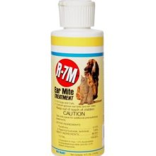 Gimborn Rem R-7 Ear Mite Treatment 4 oz