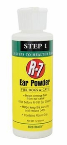 Gimborn Rem R-7 Ear Powder 12 Gm