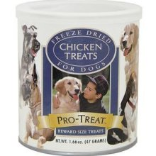 Gimborn Treat Dog Freeze Dried Chicken 1.66 oz