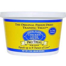 Gimborn Treat Freeze Dried Chicken Liver 2 oz