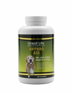 Great Life Arthro Aid Chewable (250 count)