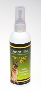 Great Life Totally Cool Hot Spot Spray for Dogs 8 oz