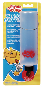 (H1540) Living World Guinea Pig Bottle, 16 oz. w/hanger