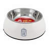 Hagen Dogit 2 in 1 Durable Bowl Medium White