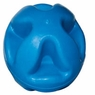Hagen Dogit Criss-Cross Rubber Ball Toy Blue