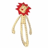 Hagen Dogit Luvz Dog Toy Lion with Arms-Legs