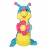 Hagen Dogit Luvz Plush Toy Catepillar Blue Small