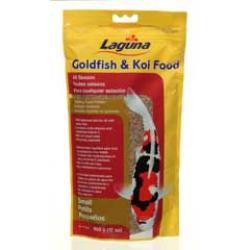 Hagen Goldfish / Koi Floating Food Small Pellet 17.6 oz Pt3