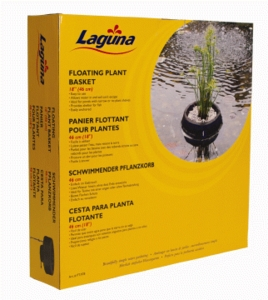 Hagen Laguna Floating Planting Basket, Extra Large