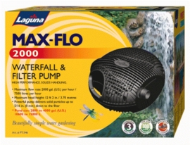 Hagen Laguna Max-Flo 2000 Electronic Waterfall & Filter Pump