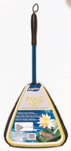 "Hagen Laguna Pond Fish Net, 12""x 8""/13"" Metal Handle"