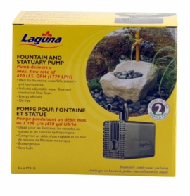 Hagen Laguna Submersible Water Pump 470 GPH