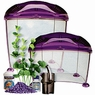 Hagen Marina Cool Goldfish KIT Purple Small 1.77 Gallon