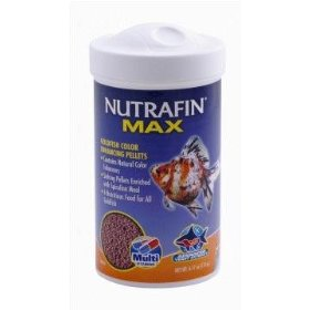 Hagen Nutrafin MAX Color Pellets 6.17 oz