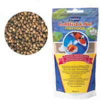 Hagen Pond Laguna Goldfish/Koi Floating Food, Small Pellet, 3.5 oz.
