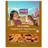 Halo Liv-A-Littles Healthsome Beef and Liver Dog Biscuits 8 oz Bag