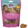 Halo Liv-A-Littles Healthsome Chicken and Cheese Flavored Well - Being Dog Treats 8 oz Bag