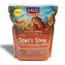 Halo Spots Stew Adult Dog Food 10 Lb Bag