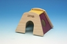 Here and There� Timber Tent - Medium For Hamsters and Gerbils