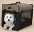 Home and Away Portable Crate Small Size for Puppies and Cats