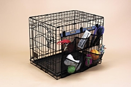 Home-Zone Crate Accessory Pouch 12 X 18 Inch
