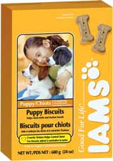 Iams® Puppy Formula Biscuits 24 oz.