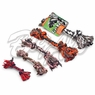 Jewelry-Pull Hearts and Pearls Chew Toy Large Dogs