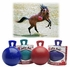 "Jolly Balls by Horseman's Pride 10"" Diameter with Handle"