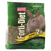 Kaytee® Forti-Diet® Rabbit Food 5 lbs.