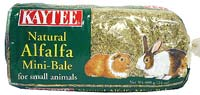 Kaytee� Natural Alfalfa Mini-Bale 24 oz.