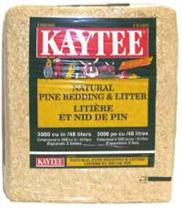 Kaytee® Pine Bedding & Litter 3000 cu in