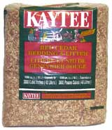 Kaytee� Red Cedar Bedding & Litter 2500 cu in