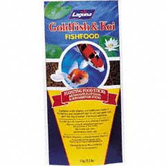 Laguna Floating Food Sticks - 2.2 lb. by hagen