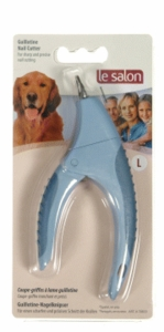 Le Salon Large Guillotine Nail Clipper for Medium - Large Dogs