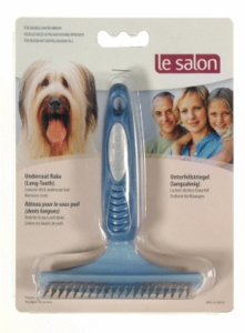 Le Salon Long Undercoat Rake, 20 Long Teeth