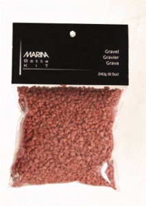 Marina Betta Kit Decorative Gravel, Brown