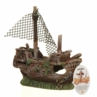 Marina Ornament Sunken Galleon Small