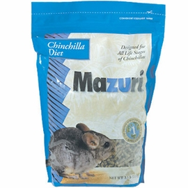 Mazuri Chinchilla Diet 25 lb Bag