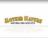 Mother Nature Natural Dog Biscuits