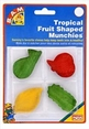 Munchie� Tropical Fruit Shaped Munchies