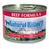 Natural Balance Beef Formula Canned Dog Food 12 / 6 oz Cans