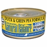 Natural Balance Green Pea / Duck Can Cat 24 / 6 oz Cans